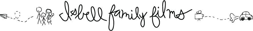 Isbell Family Films Logo